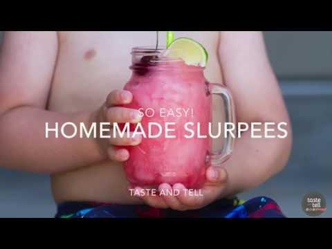 Homemade Slurpee Recipe
