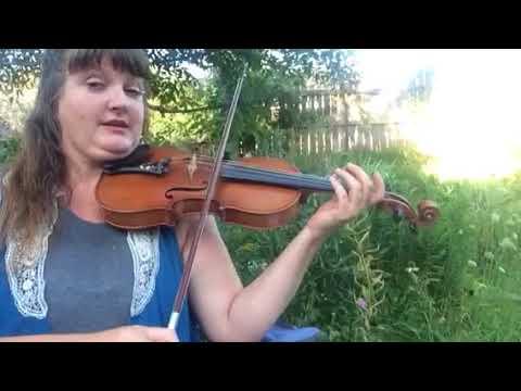 Itsy Bitsy Tarentella Violin Part A