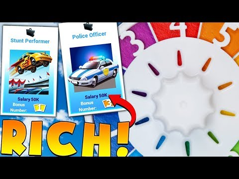 HOW TO MAKE AN EASY $1,000,000!?  - THE GAME OF LIFE (BOARD GAME)