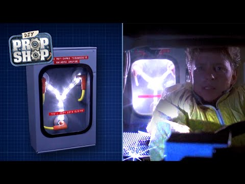 Make Your Own Flux Capacitor (Back To The Future) - DIY Prop Shop