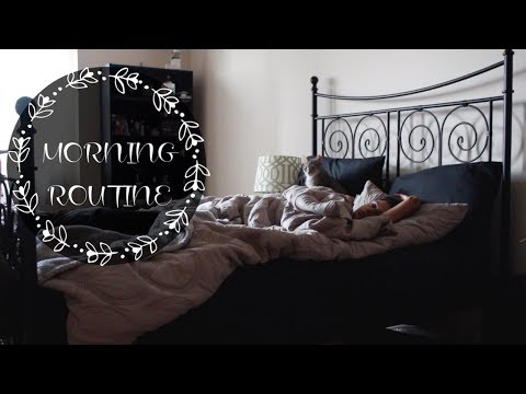 REALISTIC MORNING ROUTINE | CLINICAL STUDENT