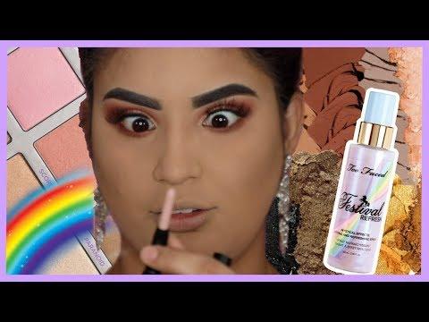 Tutorial de maquillaje con productos nuevos - Roccibella