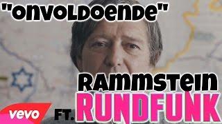 """Onvoldoende"" - Rammstein ft. Leraar Duits (rundfunk)"