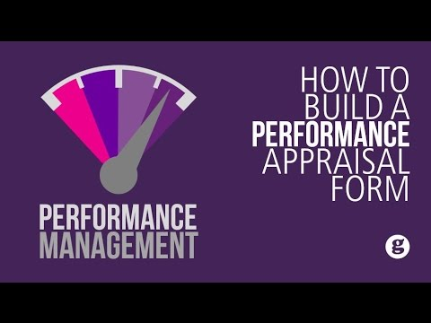 How to Create a Performance Appraisal Form