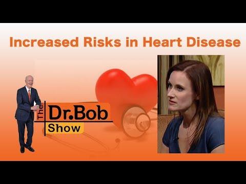 Increased Risks in Heart Disease After Menopause