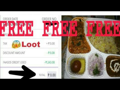 FREE😱 Food From Fassos | How To Get Free Food From Fassos | By A to Z