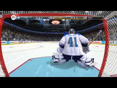NHL 14 Shootout Commentary #2 (The MoldSpin)