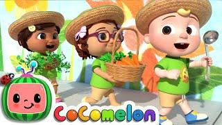 Harvest Stew | CoComelon Nursery Rhymes & Kids Songs
