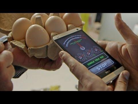 Egg Scan - Double-Yolk Egg Detector Phone App