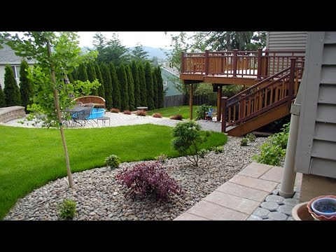 Simple Small Backyard Landscaping Ideas