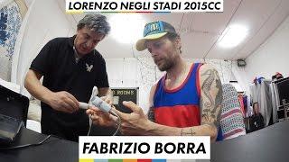 Fabrizio Borra - Lorenzo Negli Stadi 2015 CC