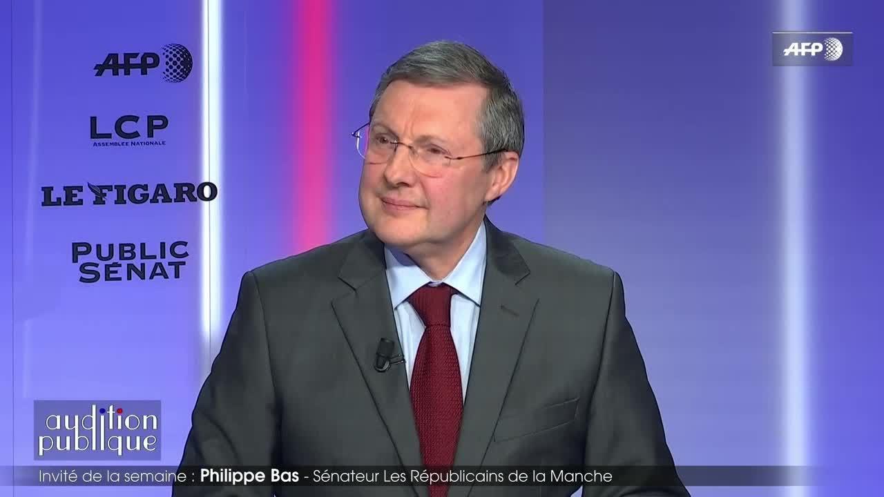 Invité : Philippe Bas - Audition publique (21/01/2019)