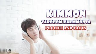 KIMMON VARODOM (2 Moons The Series' MING) profile and facts