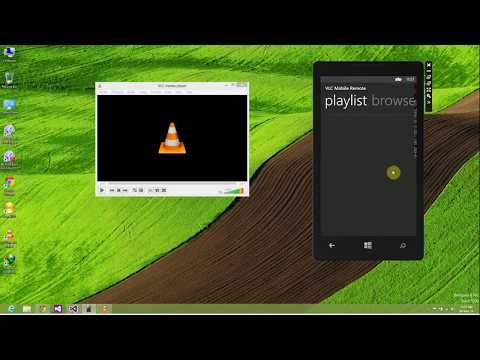 VLC Mobile Remote Setup Instructions - iPhone, Android, Windows & IPad