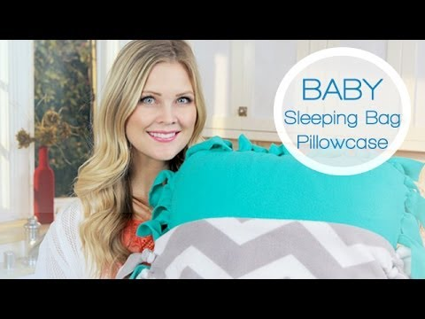 Baby Sleeping Bag Pillowcase!!