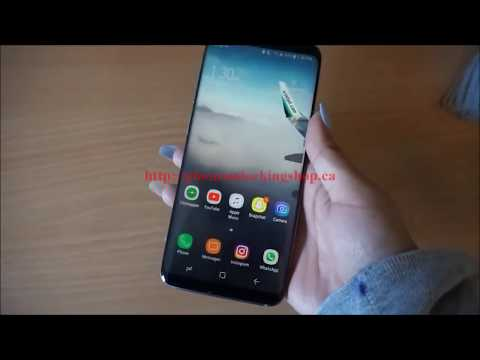 How to Unlock The Network Of Samsung Galaxy S8 Freedom Mobile