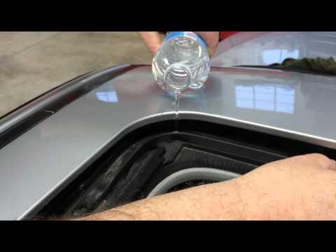 BMW E46 Leaking A Pillar Fix