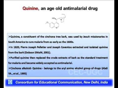 Antimalarial Drug Targets