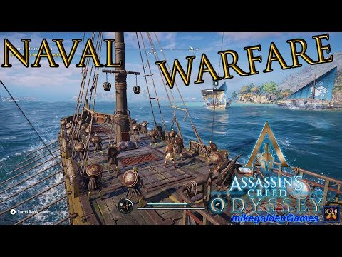 Naval Warfare and a Special Thank You | Assassins Creed Odyssey Episode 5
