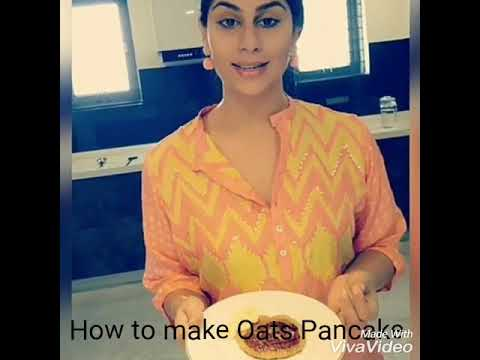 Oats pancake by Upasana Kamineni