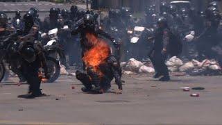 Venezuela vote triggers deadly