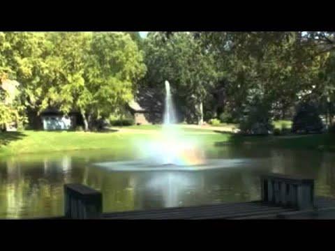 Kasco JF Series Pond Fountains
