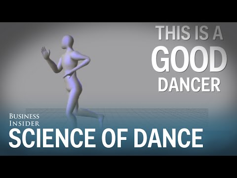 Scientists Discovered How Men Can Dance Better