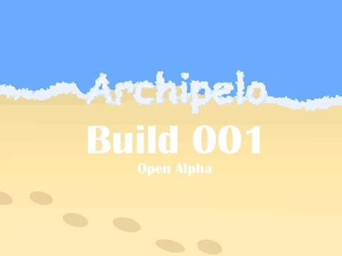 Archipelo DevLog - Build 001 (Open Alpha) (Java 2D MMORPG)