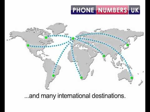 Phone Numbers UK - UK Virtual Phone Numbers with Call Divert / Call Forwarding