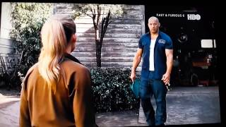 Fast and furious 6 final scene (RIP PAUL WALKER)