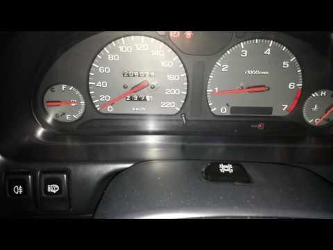 MAF sensor issue Subaru Legacy 1997