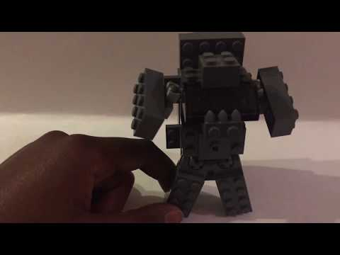 Lego Transformers- Blackout
