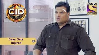 Your Favorite Character | Daya Gets Injured While Solving A Case | Cid