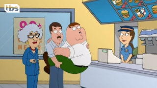 Download Peter's New Dad | Family Guy | TBS Video