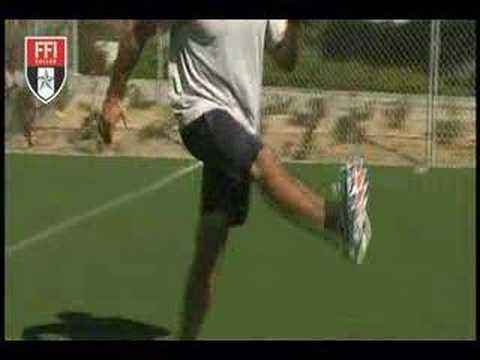 Increase Your Soccer Speed Exercise 4-Straight leg skip