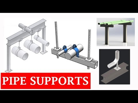 Pipe Supports   Piping Official