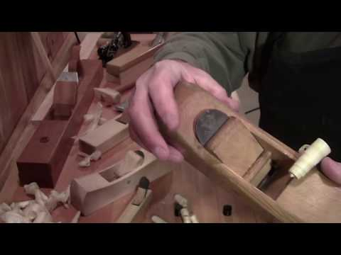Make your own Wood Hand Planes - PLANE TALK - 7 November 2017