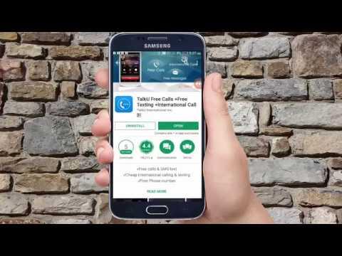 Make Unlimited Free Calls in Pakistan,India,Soudi Arabia,Dubai 2017 New