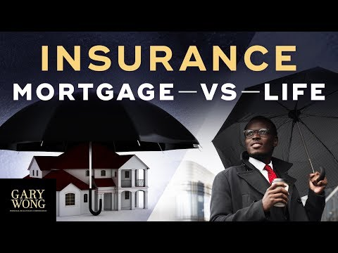 What's The Difference Between Mortgage Insurance vs Life Insurance
