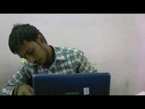Laptop Checking Camera