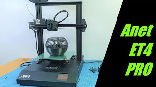 Máy In 3D Tốt Nhất Trong Tầm Giá 3 Triệu - Anet ET4, ET4 Pro