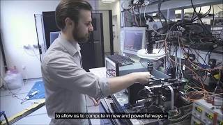 Quantum computing: from bits to qubits - Summer Science Exhibition 2017