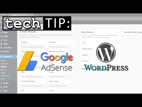 No more Google AdSense Plugin for WordPress?  - tutorial on how to add AdSense ads to website
