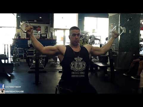 Best Exercises For A Wider Back Workouts For Bigger Arms