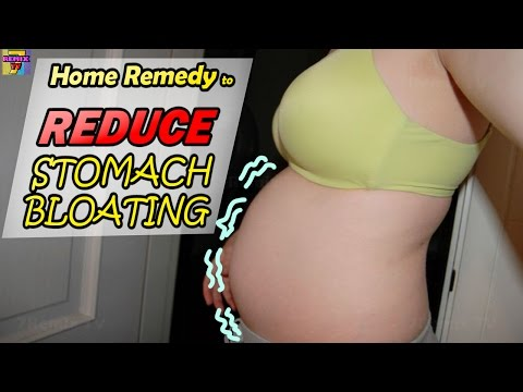 How to Remove Stomach Bloating Fast Naturally | Home Remedy to Remove Stomach Gas