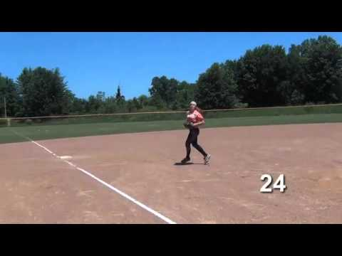 Total Softball Spring Combine 3rd Base Skills