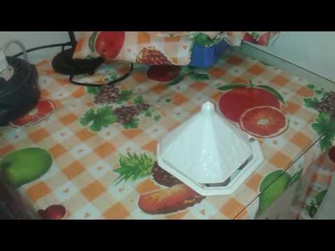 فوضى في المطبخ بعد سحور شاهدو كيف انظف بسرعة