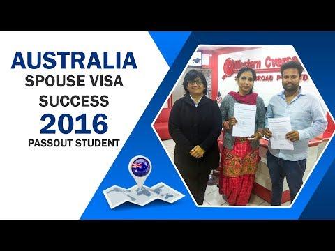 Australia Spouse Visa Approval - Western Overseas