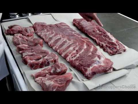 How to Know the Difference in Pork Rib Types
