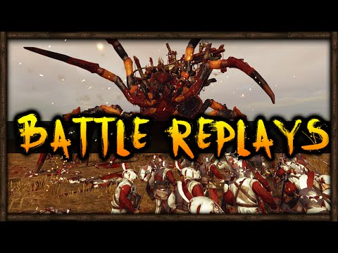 SEND ME YOUR BATTLE REPLAYS!